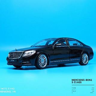 Mô hình xe Mercedes Benz S Class - MerSclass thumbnail