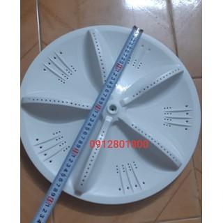 Mâm đĩa máy giặt Sanyo 38cm Bàn xoay máy giặt sanyo cửa trên