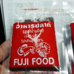 Trùn Chỉ Sấy Khô Fuji Food   Thức Ăn Thái Lan Cao Cấp Giành Cho Cá Nhỏ  Cá Thuỷ Sinh