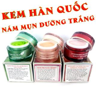 Kem đặc trị nám, thâm mụn dưỡng trắng da Cherry Hàn quốc - Cherry Korea 25g thumbnail