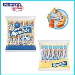 Combo 16 thỏi Kẹo Sữa Caramen Alpenliebe + 50 que Kẹo mút Alpenliebe Hương Sữa Caramen