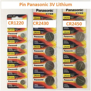 CR1632 - pin 3v cr1632 vỉ 5 viên - pin 3v cr1632 vỉ 5 viên thumbnail