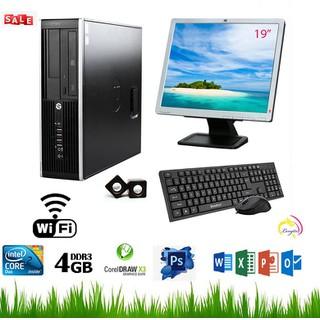 Bộ máy tính HP8000.Mượt ngang i3 LCD 19in,nhập khẩu,rất bền,chạy Mượt [ĐƯỢC KIỂM HÀNG] 36295642 - 36295642 thumbnail