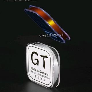 cước câu thẻo tàng hình GT nano siêu bền - cước câu thẻo tàng hình GT nano siêu bền thumbnail