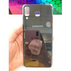 NẮP LƯNG ĐIỆN THOẠI SAMSUNG A8 STAR ZIN