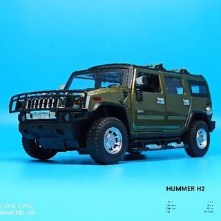 Mô hình xe Hummer H2 - HummerH2 thumbnail