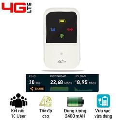 Bộ Thiết Bị Phát Sóng Wifi Từ Sim 3G/4G Lte A800