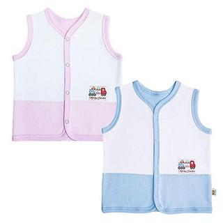 Áo gile cotton 2 lớp cao cấp dày dặn cho bé - AGL-1 thumbnail