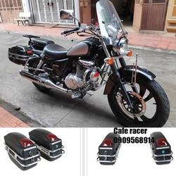 Cặp thùng lắp mô tô Cruser Su GZ150