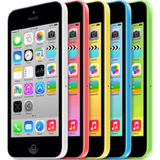 [[THANH LÝ ] ĐIÊN THOẠI CŨ IPHONE 5 [ 5C ] - IPHONE 5C H1 thumbnail