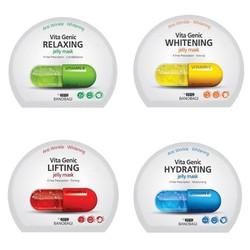 Hộp 10 Mặt nạ giấy BNBG Vita Genic Jelly Mask -Hàn Quốc