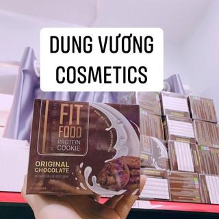 freeship Bánh Thảo Dược Giảm Cân Fit Food Protein Cookie 24 miếng - cl7MLIBBed thumbnail
