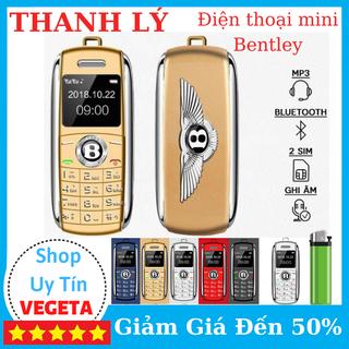 ( Thanh Lý ) Điện thoại mini - Điện thoại mini Bentley thumbnail