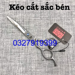 Kéo cắt tóc tay trái Kai