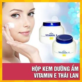 kem dưỡng da - kem dưỡng da vitamin E