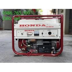 Máy Phát Điện Honda 3.5kw- SH4500 Chạy Xăng Đề nổ hàng Thái Lan chính hãng tại Kon Tum