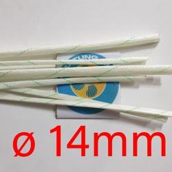 5 Sợi thủy tinh phi 14ly gen cách điện (5 mét) - gen 14mm