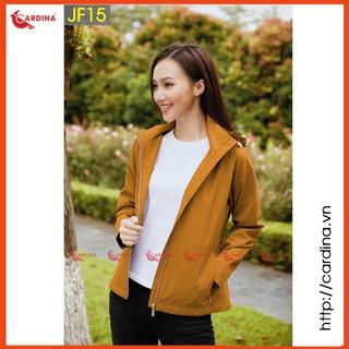 Áo khoác jacket Cardina cao cấp cho nữ - Áo jacket nữ thumbnail