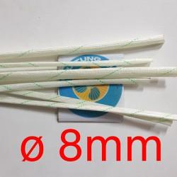 5 Sợi thủy tinh phi 8ly gen cách điện (5 mét) - gen 8mm