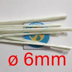 10 Sợi thủy tinh phi 6ly gen cách điện (10 mét) - gen 6mm