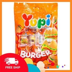 Kẹo dẻo yupi burger 96gr