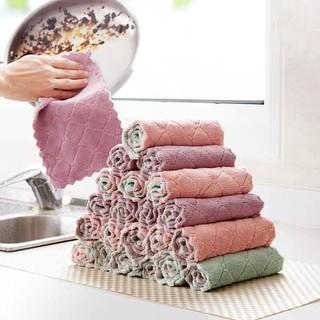 HOT - Set 5 Khăn lau nhà bếp siêu thấm - daohung28 thumbnail