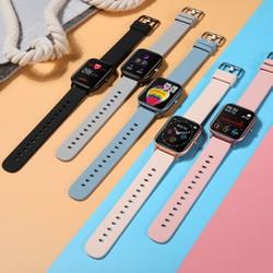 Đồng hồ thông minh nam, nữ Colmi P8 1.4 Inch hỗ trợ theo dõi sức khỏe Thông báo Tiếng Việt - luyện tập cực tốt