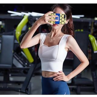Áo Bra Tập Gym Freeship Áo Tập Yoga Áo Croptop Nữ -A10 - 6859182698 thumbnail