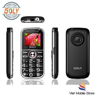 Điện thoại người cao tuổi Goly A10 Phím lớn , Loa To - Hàng chính hãng - Goly A10 thumbnail