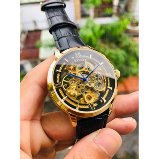 đồng hồ đồng hồ byino cơ lộ máy chính hãng cao cấp [ĐƯỢC KIỂM HÀNG] - 36933699 thumbnail