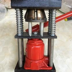 MÁY BẤM ĐẦU ỐNG ÁP LỰC CAO 8-14mm - NÉN THỦY LỰC 3 tấn - bấm đầu dây máy rửa xe - ép 3 tấn