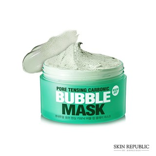 Mặt nạ đất sét So Natural Pore Tensing Carbonic Bubble Mask - 8809263873336 thumbnail