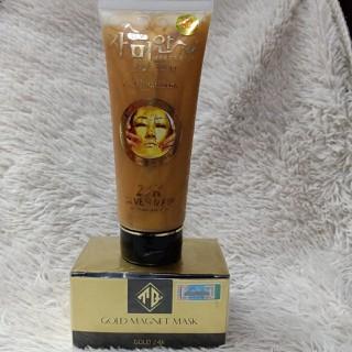 Mặt nạ gel lột trắng da dát vàng 24k Hàn Quốc - Gold Mask L-Glutathione (220ml 1tuýp) - Mặt nạ vàng 24k Hàn Quốc thumbnail
