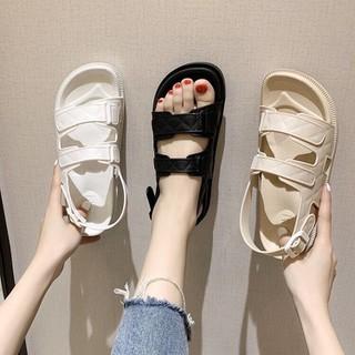 Sandal nhựa quai ngang nam nữ - D40 thumbnail