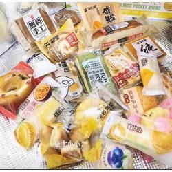 Bánh mix nội địa Đài Loan