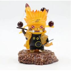 Mô Hình Pokemon - Pikachu Naruto lục đạo kid