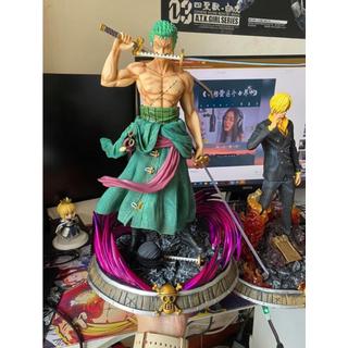 Mô Hình One Piece - Nhân Vật Zoro anime 37cm - FGDHGF56464 thumbnail