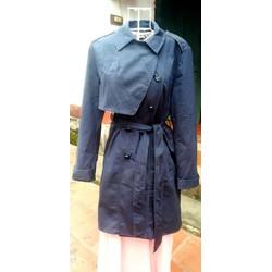 áo khoác măng to kaki