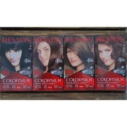 [HÀNG MỸ CHÍNH HÃNG] Thuốc nhuộm tóc Revlon Colorsilk Beautiful Color