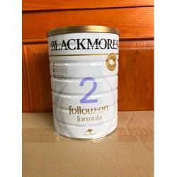 Sữa Black more Số 2 - 900g