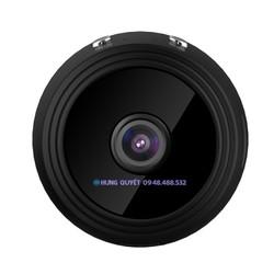 Camera Mini Wifi không dây HD tích hợp PIN A9 - Có hồng ngoại quan sát ban đêm - App Tiếng Việt xem từ xa qua Internet [ĐƯỢC KIỂM HÀNG] [ĐƯỢC KIỂM HÀNG]