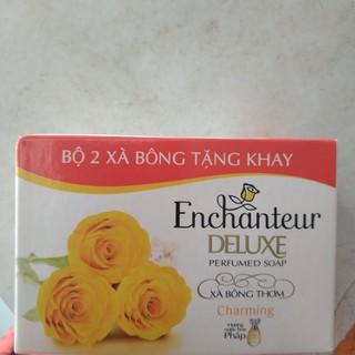 Com bo 4 cục xà bông thơm Enchanter - Pk-0008 thumbnail