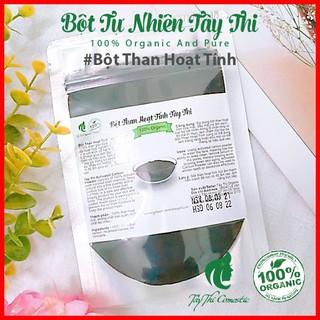 Bột Than Hoạt Tính Xay Mịn Tây Thi Gói 100 gram - 52325 thumbnail
