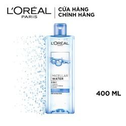 Nước tẩy trang tươi mát Loreal 400ml