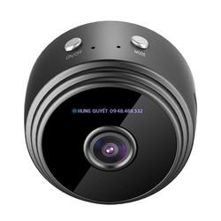 Camera Mini Wifi không dây HD tích hợp PIN A9 - Có hồng ngoại quan sát ban đêm - App Tiếng Việt xem từ xa qua Internet [ĐƯỢC KIỂM HÀNG]