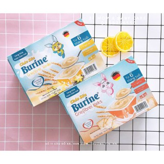 Cháo Sữa Burine Cho Bé Đủ Vị Cho Bé Từ 6 Tháng - Cháo Sữa Cho Bé - Cháo Sữa Burine thumbnail