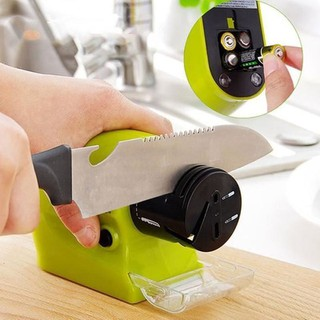 Máy mài dao kéo siêu sắc - Máy mài dao kéo Swifty Sharp tiện dụng thumbnail