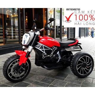 Xe Máy Điện Dáng Thể Thao Ducati cho bé - SEEF2FA thumbnail