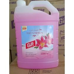 Nước lau sàn Gift 3.8 kg