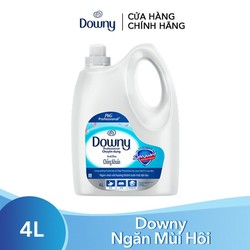 Nước xả vải Downy Chống khuẩn Ngăn mùi hôi 4L